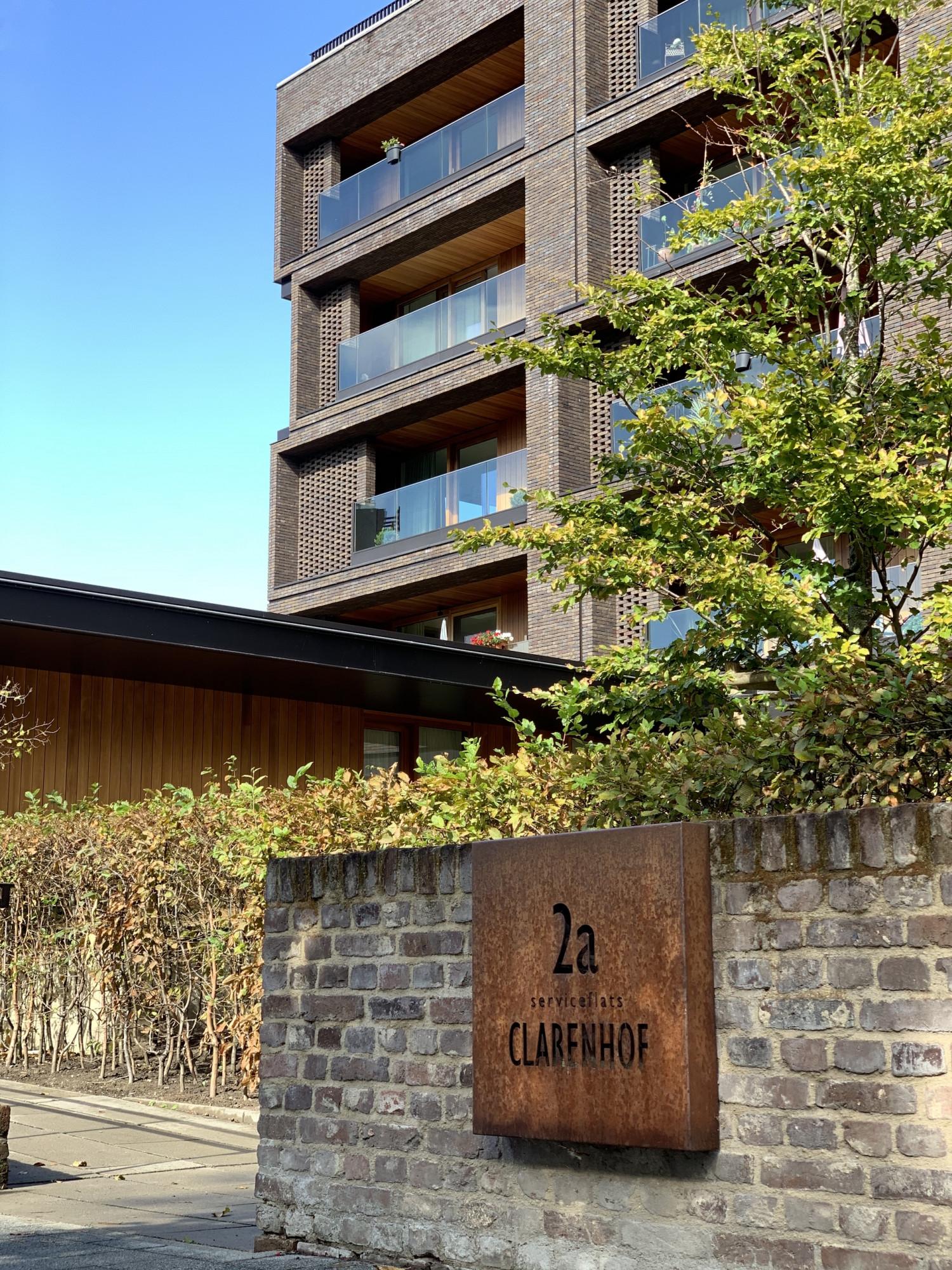 Het Clarissenklooster, herbestemd tot een woonzorgcentrum en assistentiewoningen
